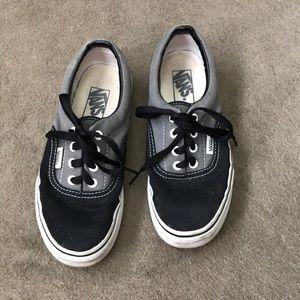 Van's Lace Up Shoes Size 6.5